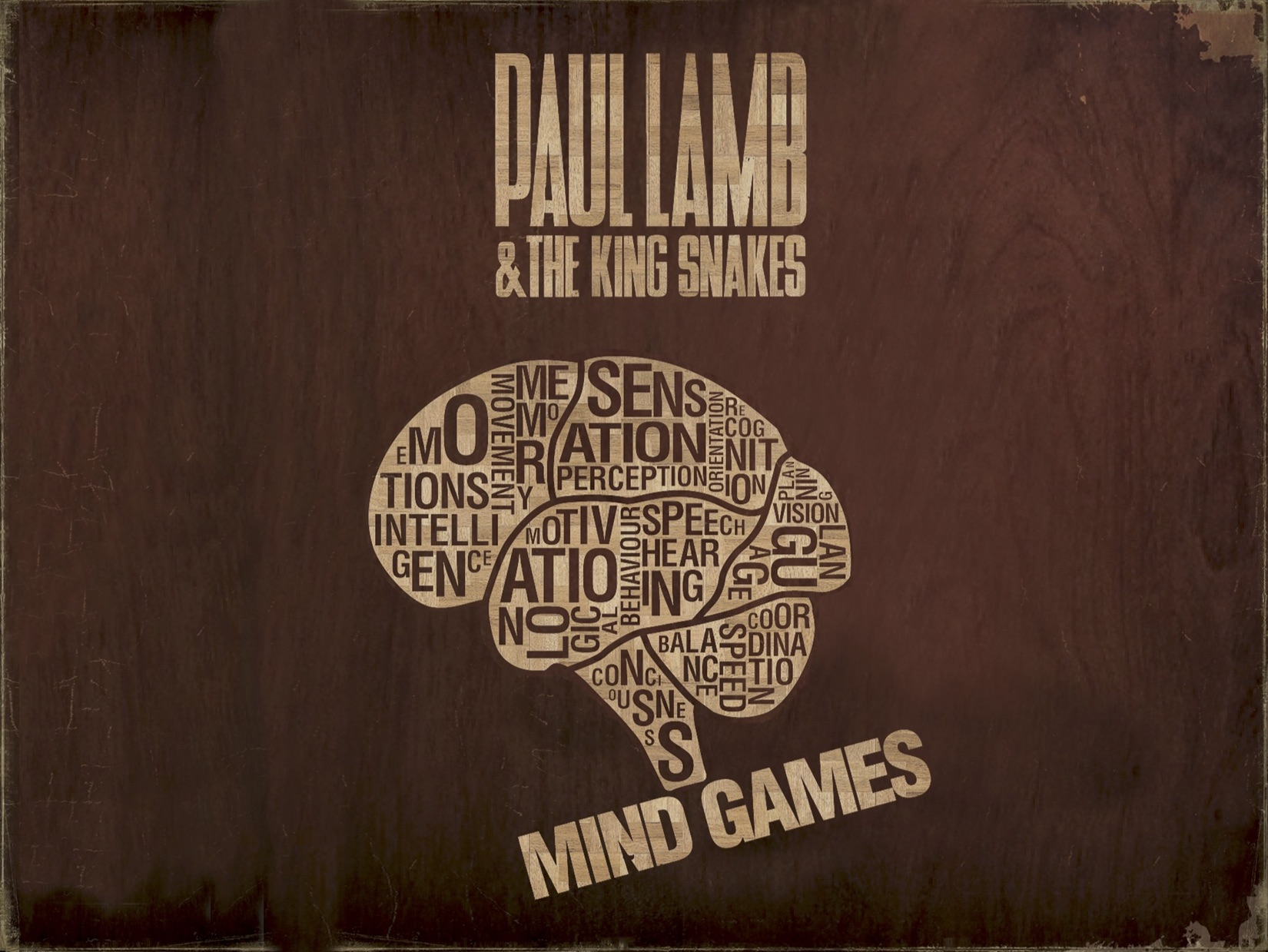 Digital Booklet - Mind Games